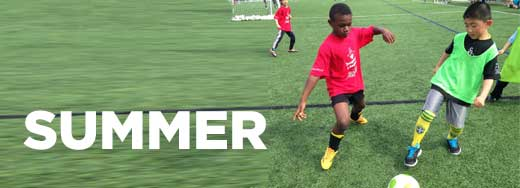 Summer Soccer Program