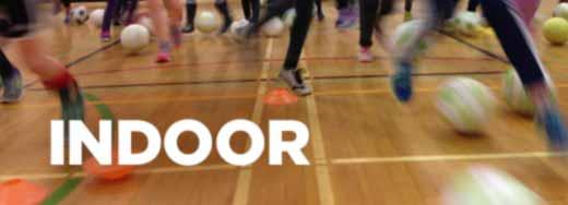 Indoor Soccer Program
